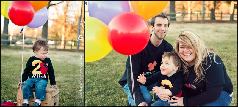 Riley Turns Two! :: Harford County, MD Children Photographer