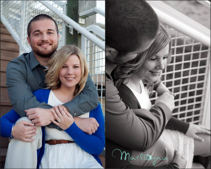 Kait & Danny :: Fall Engagement Session in Baltimore