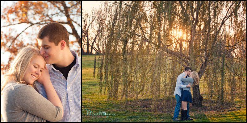 Engaged! Emily & Matthew :: Harford County Wedding Photographer