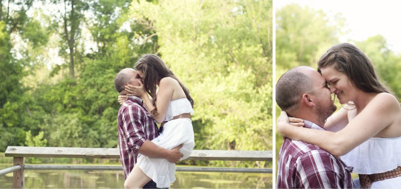 Jenn & Josh :: Harford County Engagement Session, Photographer