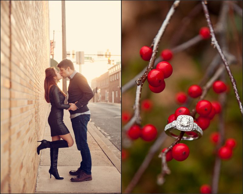Kurt & MJ are engaged.. & very soon to be married!   Harford County MD Photographer