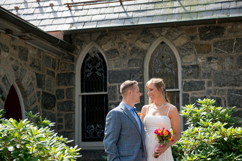 Charlie & Keri :: Intimate Ellicott City Fourth of July Wedding