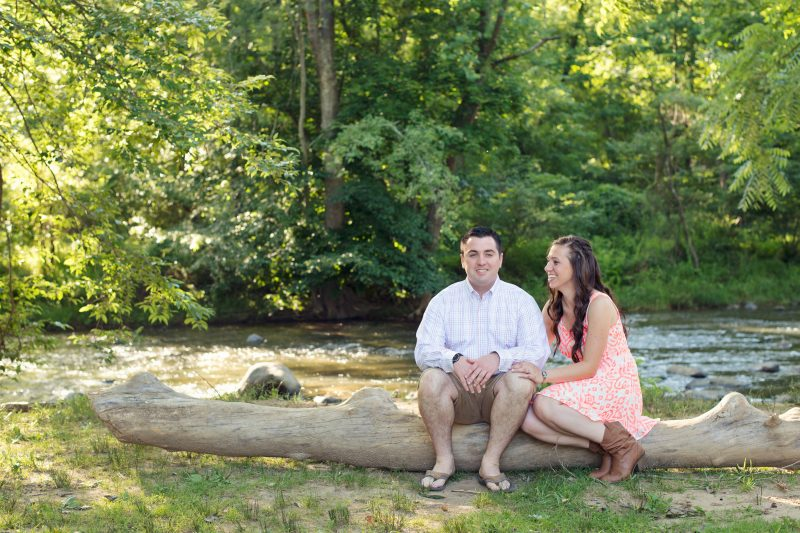 Tracey & Mark :: Jerusalem Mill Harford County Engagement Session