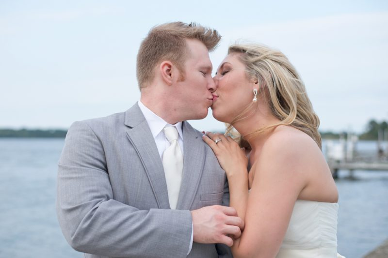 Chris & Aubrey's Beautiful Bayside Wedding on the Eastern Shore | Queenstown, MD