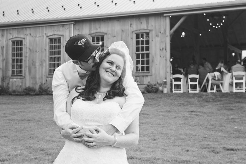 Lauren + Joe | Love Birds, Orioles Theme Rustic Wedding at Pond View Farm