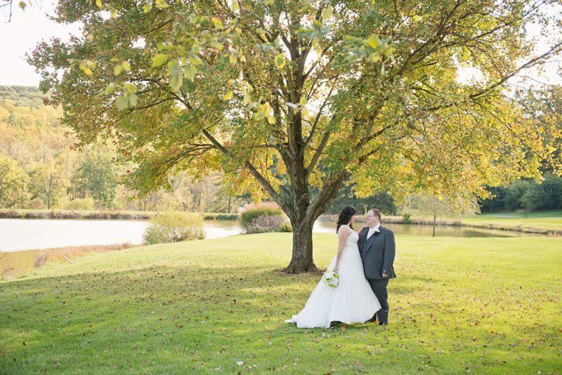 Keith & Cori :: Hunt Valley Golf Club Wedding, Maryland Photographer