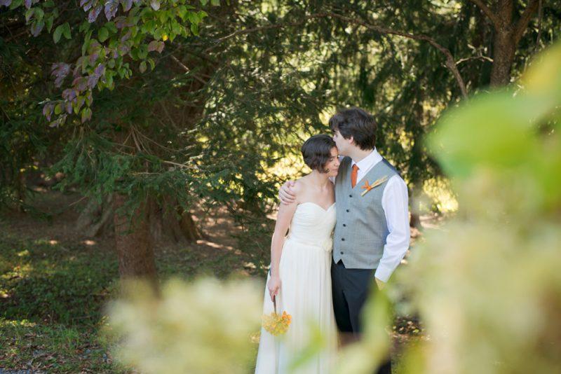 Allison + Ben :: Howard County Conservancy Barn Wedding