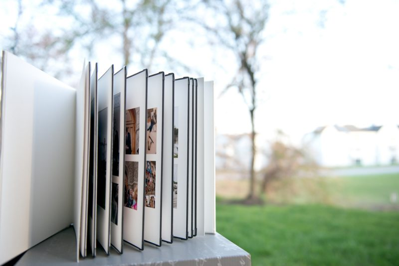 Product Feature: Queensberry Classic Matted Albums