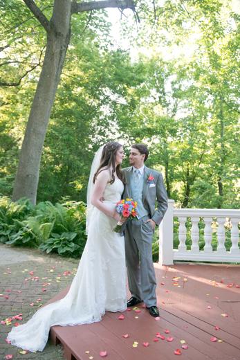 Mary & Alex are married! :: Elkridge Furnace Inn, Howard County Wedding Photographer