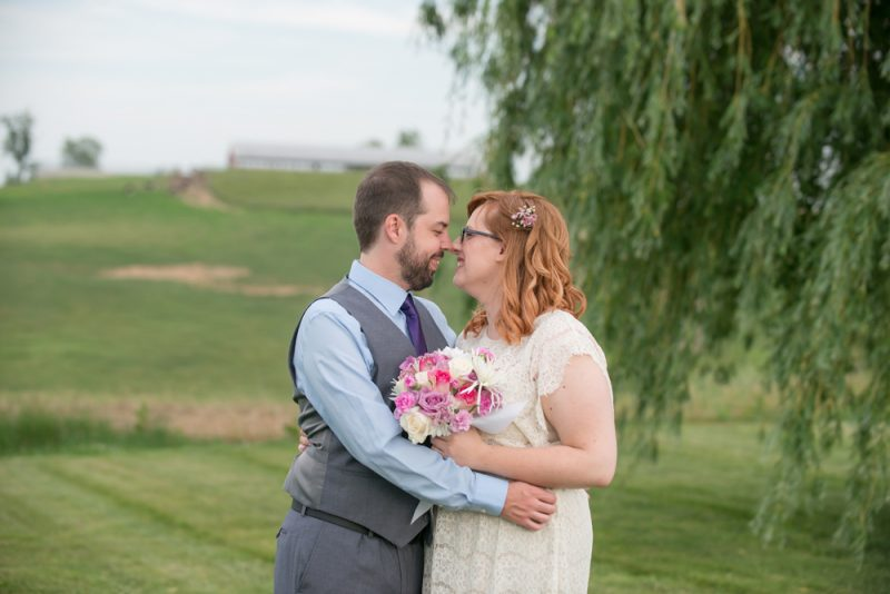 Sam & Marty :: Best Day Ever! | Harford County Intimate Wedding Photographer