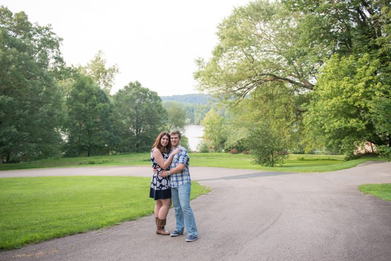 Susquehanna State Park Engagement Session :: Rebbeca & Jimmy are getting married!