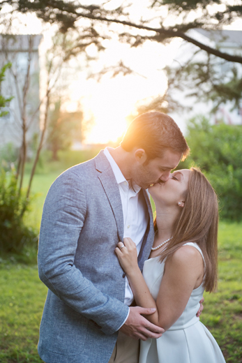 Havre de Grace Summer Engagement :: Molly & Nick are getting married!