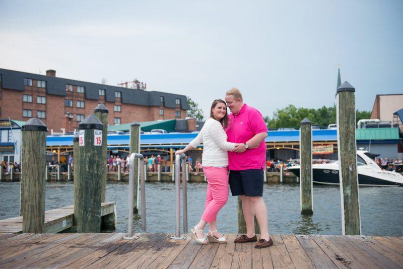 Annapolis Engagement Session :: Meghan & Scott