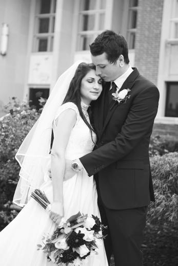 Intimate Fall Maryland Wedding :: Michelle & Ryan