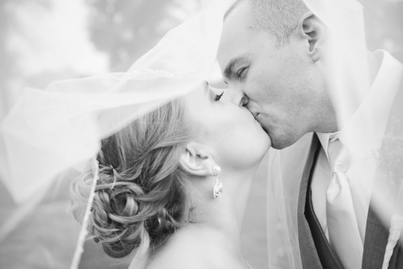 Kelly & Greg's Hillendale Teal + Orange Fall Wedding :: Maryland Weddings