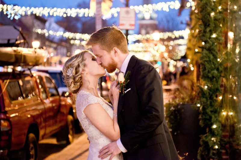Lace & Gold, Beautiful Intimate Annapolis Wedding :: Kerry & Tommy are married!