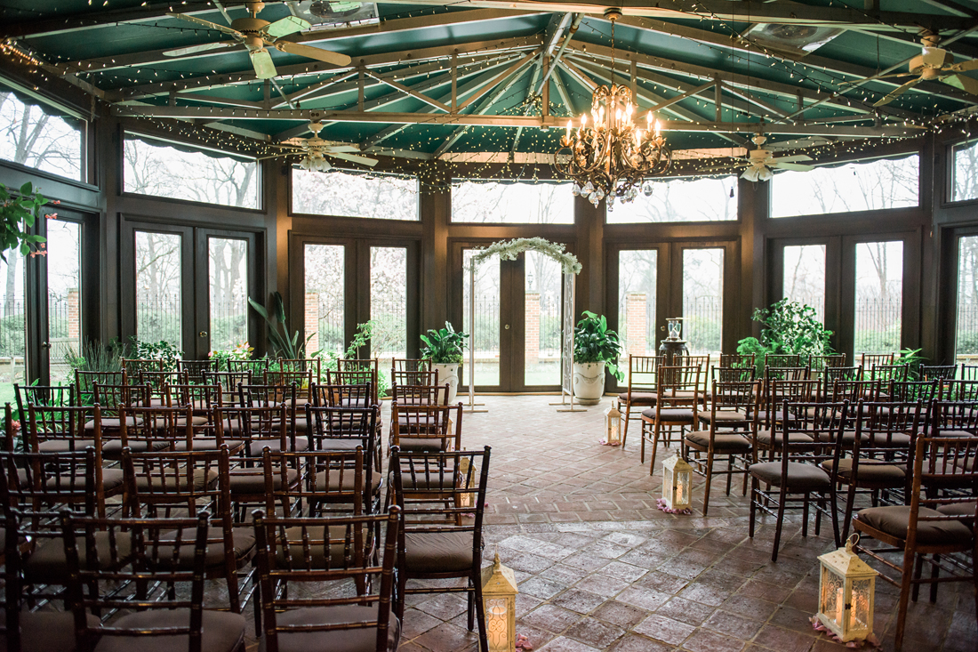 Gramercy carriage house wedding