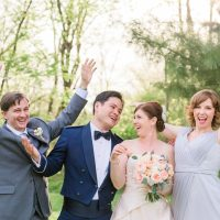 Becca & San's Waverly Mansion Wedding