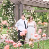 Sarah & Robby's Botanical Garden Wedding