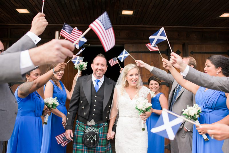 Amanda & Graeme are married!