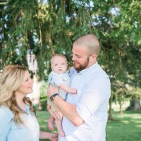 Danny is 5 months old! | Family Photography Session Harford County