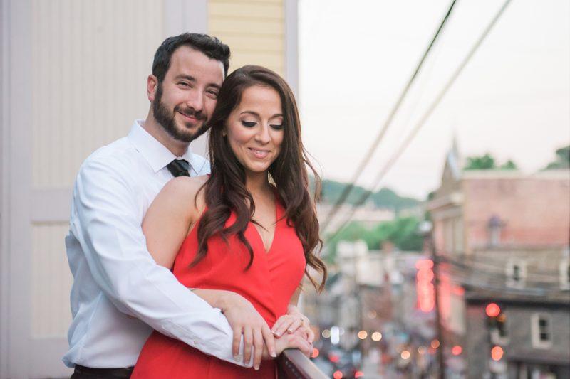 Dreux & Patrick's Ellicott City Engagement Session | Maryland Wedding Photographer