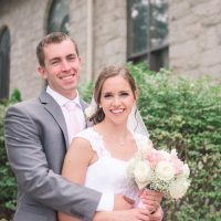 Tom & Kirby's Beautiful Pink Wedding | Baltimore Wedding Photographer