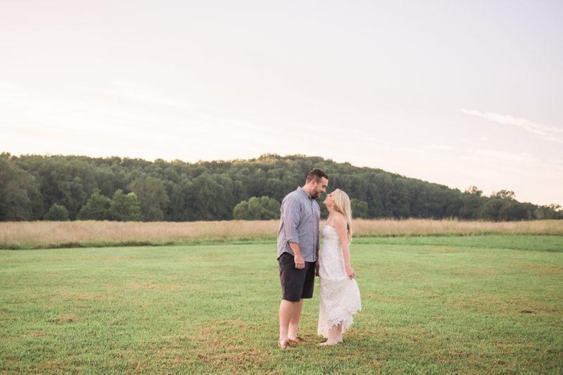 Jenn & Zach are engaged! | Jerusalem Mill, MD Wedding Photographer