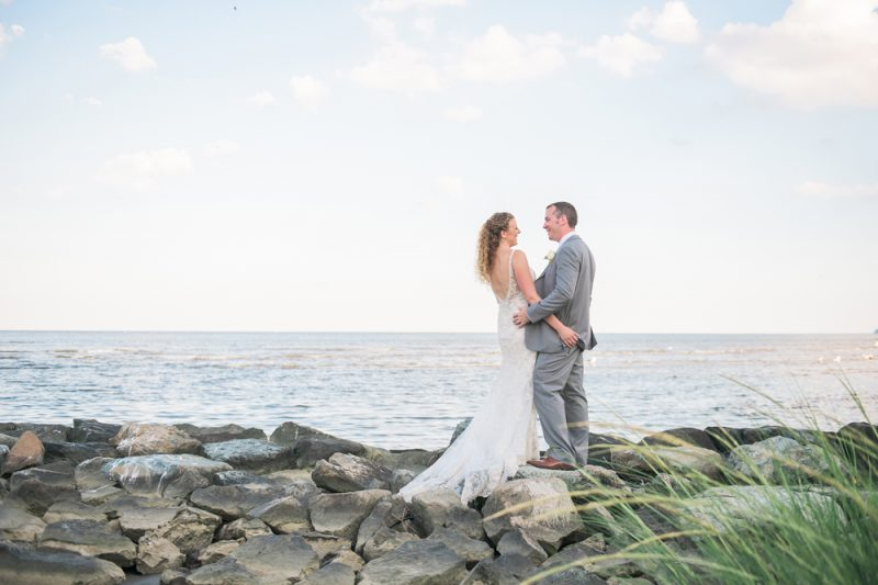 Amy & Ethan are married! | Chesapeake Beach Resort & Spa Wedding