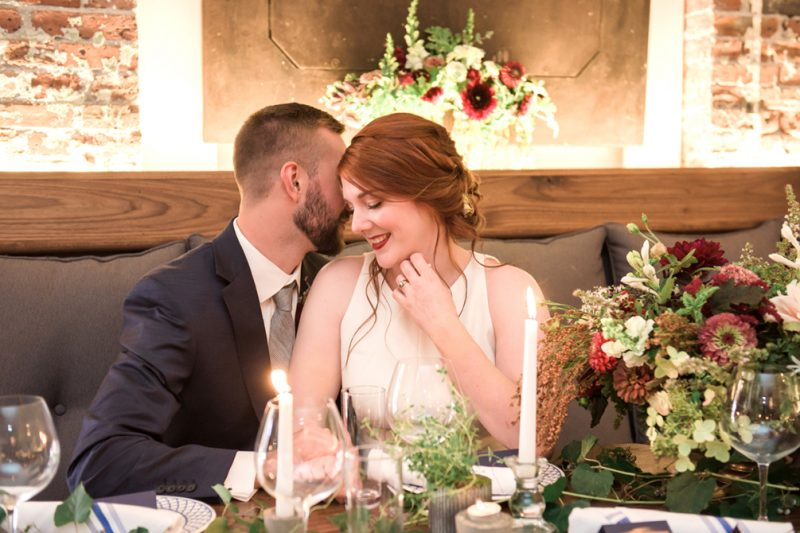 Locally Grown, Sustainable Love | Intimate Wedding Inspiration as Featured on Baltimore Bride
