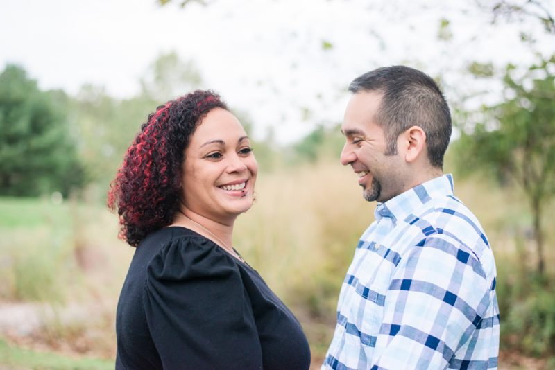 Crystal & Bruno | Annapolis, MD Engagement Session