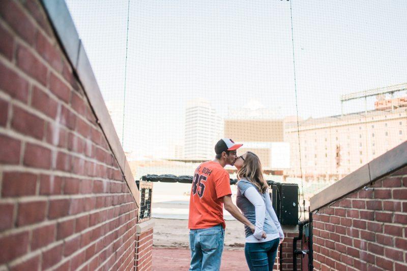 Jen & Danny's Baltimore Engagement Session