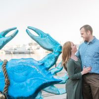 Kristen & Chad's Baltimore Engagement Session