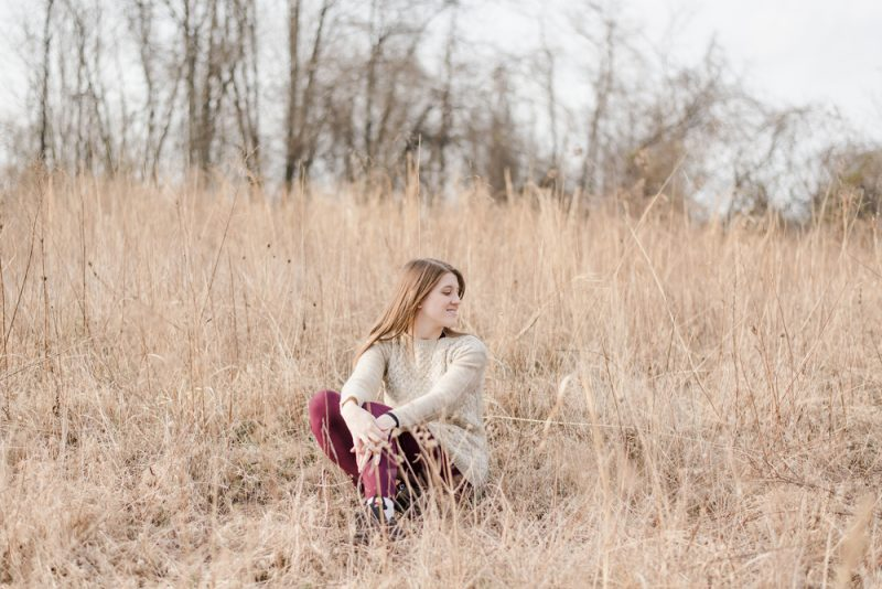 For-fun Portraits: Photographers at the park | Howard County, MD