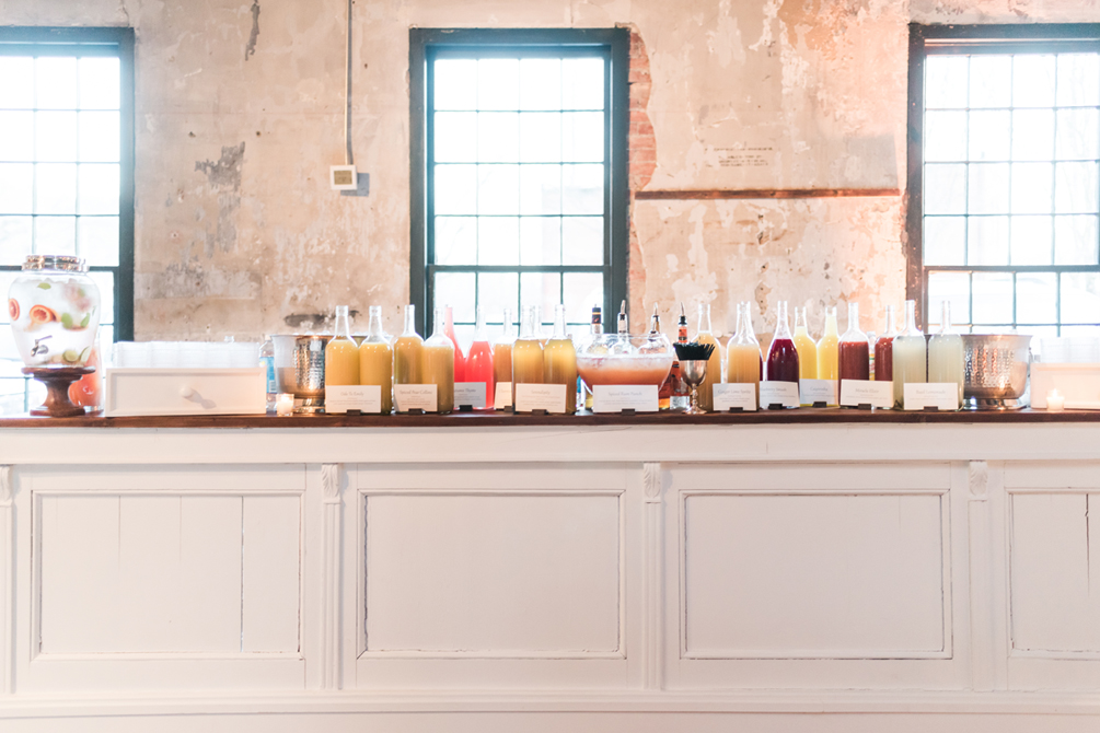 Copper Kitchen\'s Community Tasting at the Mill Dye House
