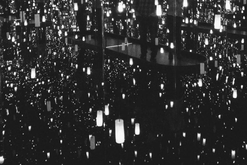 Yayoi Kusama's Infinity Mirrors & Cherry Blossoms | DC Day Trip