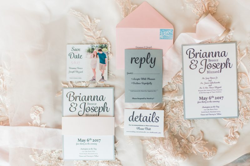 Brianna & Joe | Herrington on the Bay Wedding