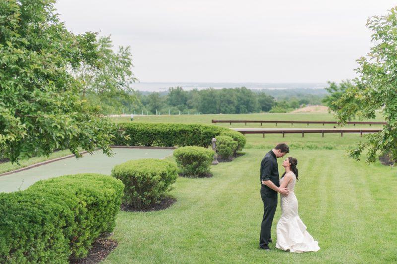 Constance and Kyle | Bulle Rock Havre de Grace Wedding