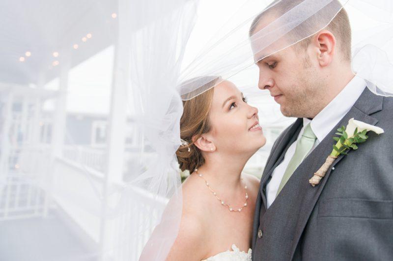 Kristen & Chad's Anchor Inn Wedding