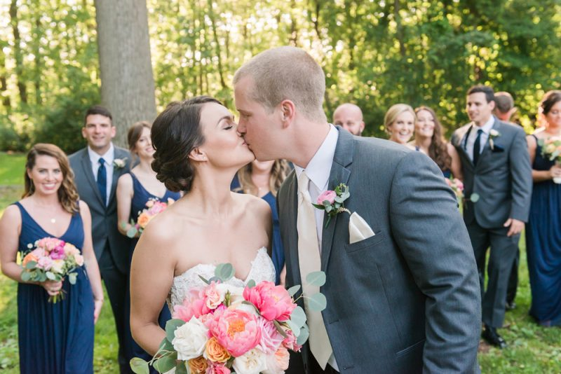 Kristina & Mike's Wedding at the Liriodendron Bel Air MD