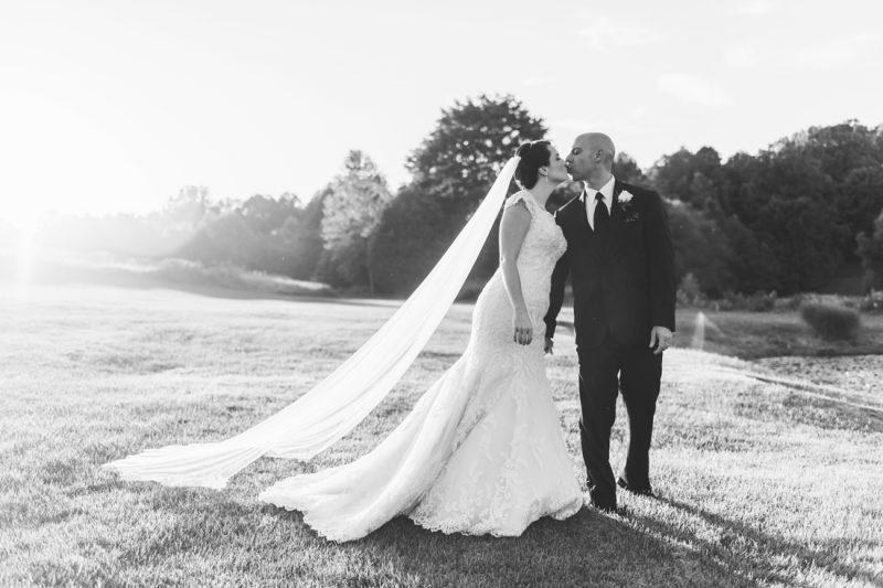 Katie & Steve's Romantic Wedding at Mountain Branch