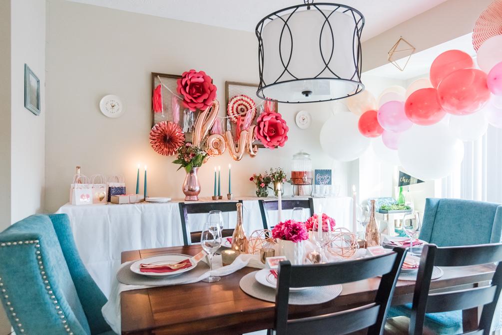 Sensational Friends Valentines Day Dinner Party Download Free Architecture Designs Scobabritishbridgeorg