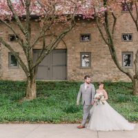 Josie & John's Spring Wedding in Columbia MD