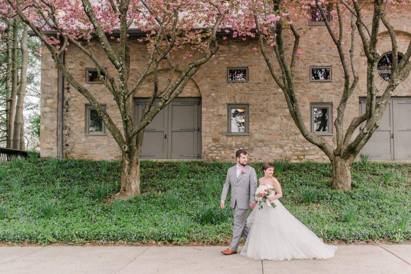 Josie & John's Spring Wedding in Columbia MD