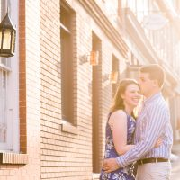 Maggie & Mike's Ellicott City Engagement Session
