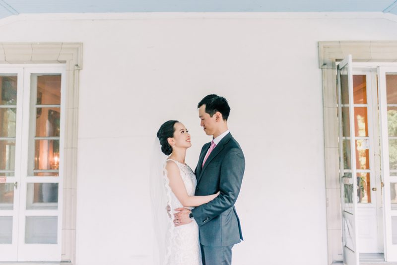 Jessica & William's Summer Wedding at the Liriodendron | Maryland Photographer