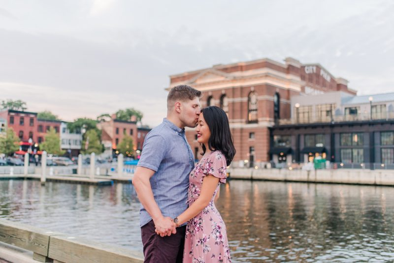 MJ & Kurt | Baltimore Anniversary Session