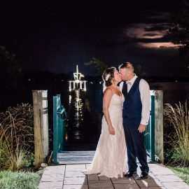 Nicole & Andrew | Water's Edge Event Center Summer Wedding
