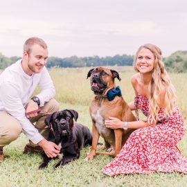 Hailey & Mike are getting Maui-ed! | Odessa, DE Engagement