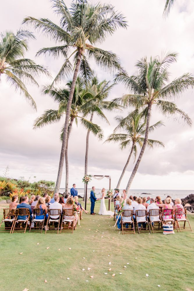 Hailey and Mike, Married in MAUI! | Hawaii Wedding Photographer